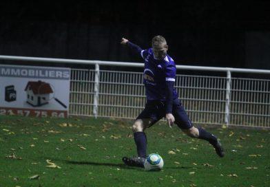 Football: Maxime Louchart retrouve le National 3 en signant à Vimy