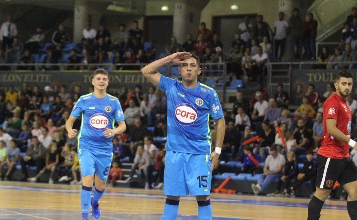 Entretien – Futsal: Izavan, le «guerrier» de Béthune s'en va
