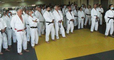 Judo – stage et hommage à Lillers