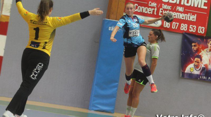 Béthune – handball: « les filles ont hâte de reprendre »