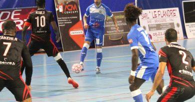 Futsal: Béthune battu par Garges
