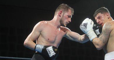 Boxe: 31e victoire pour Vincent Legrand