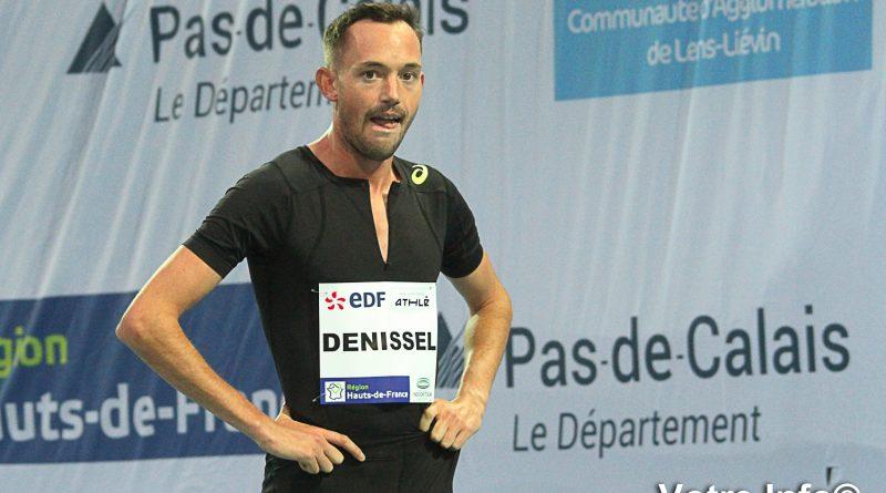 Athlétisme: Simon Denissel dans le bon tempo