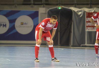 Futsal.- Battu par Paris Béthune «au repos» un mois