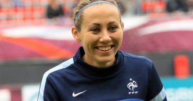 Football: Sabrina Delannoy va commenter l'Euro sur TF1