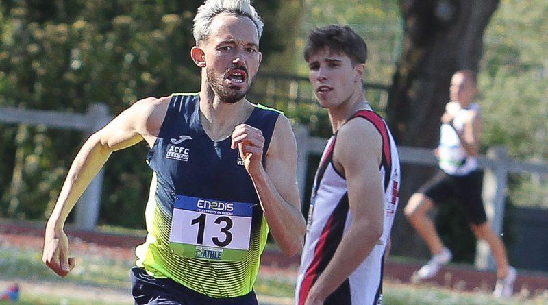 Athlétisme: Simon Denissel 10e à Hengelo en 3'37'94