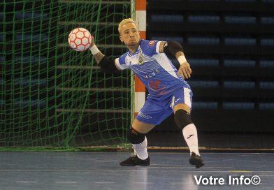 Futsal: Béthune en termine avec une saison éprouvante